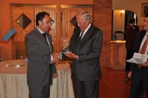 """Vincitori del premio """"Miglior Installatore 2012"""""""